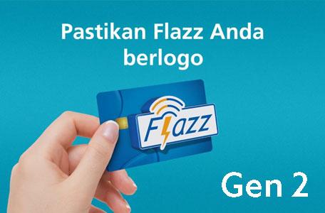 Flazz Generasi 2 tersedia di Extra Print saat ini