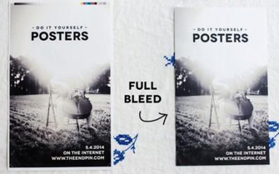 Apa itu Bleed dalam dunia cetak?