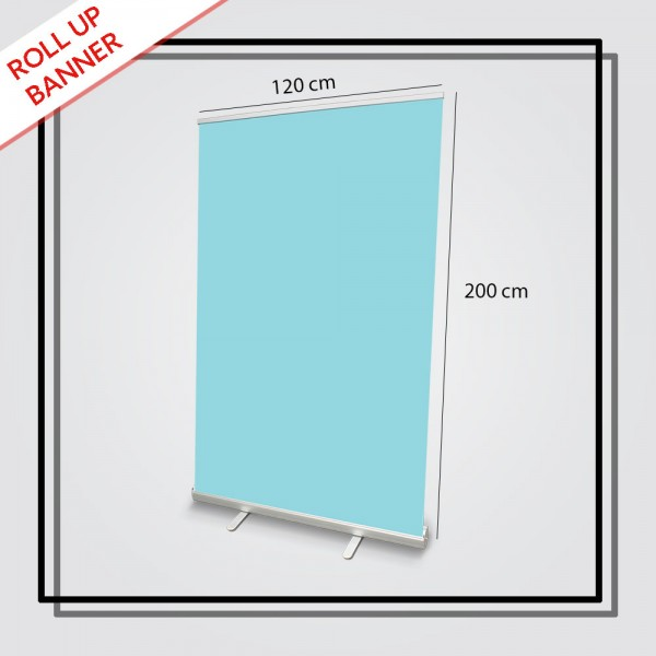 Roll Up Stainless 120x200 cm Albatros