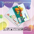 Custom Emoney
