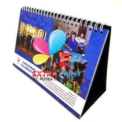 Kalender Meja 21x15 cm ISI 12/13 lbr