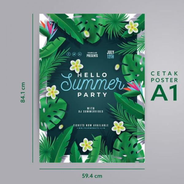 Print Poster Premium A1 Latex