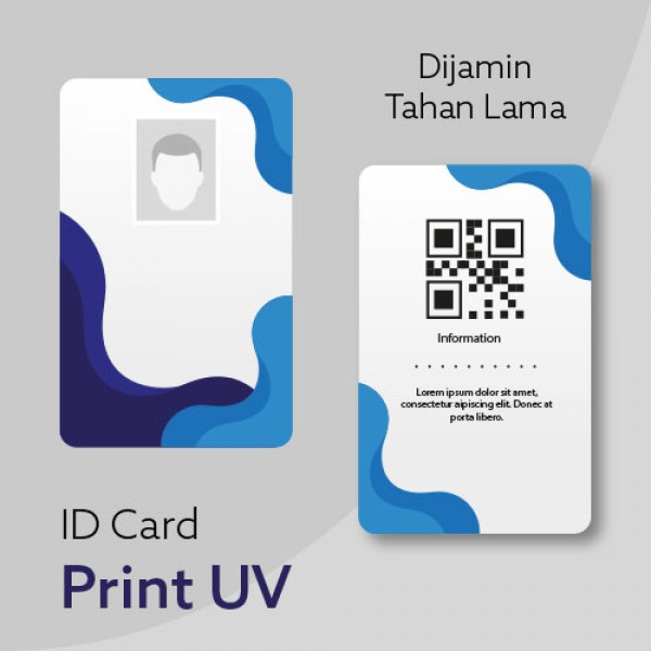 ID Card Print UV