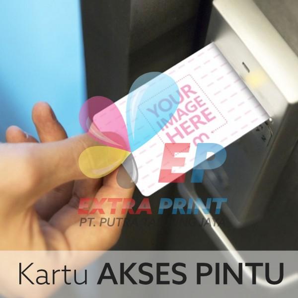Cetak Kartu Akses | Kartu Hotel | RFID