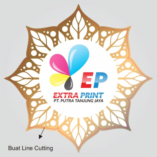 Jasa Layout Cutting Stiker